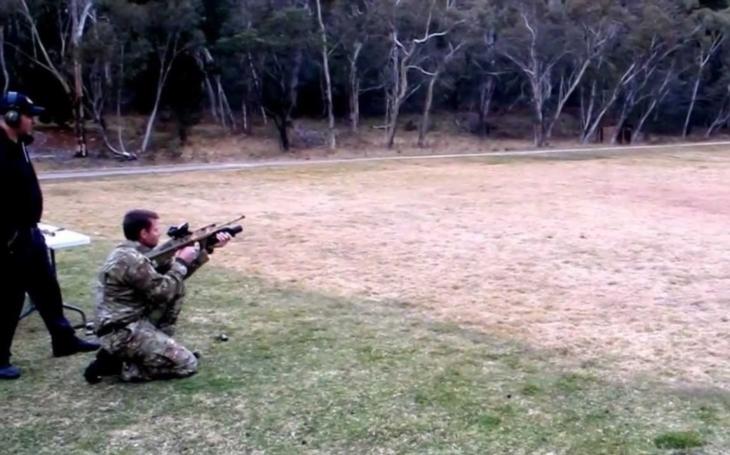 Nová australská útočná puška EF88 má za sebou úspěšný irácký test