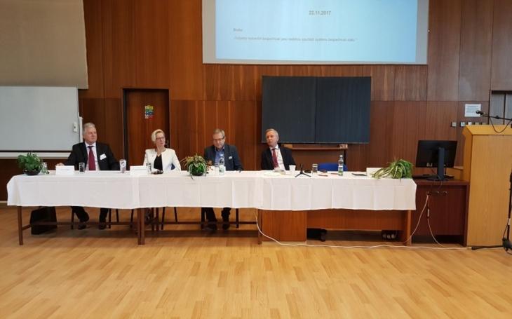 Konference Současné bezpečnostní hrozby se zaměřila na soukromé poskytovatele bezpečnostních služeb a nové technologie