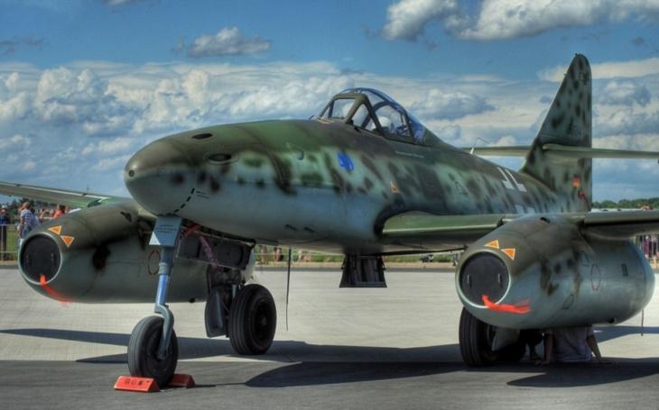VIDEO: Když Messerchmitt Me 262 znovu kroužil nad Berlínem
