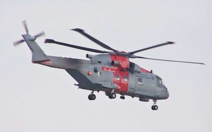 Norsku byl dodán první víceúčelový vrtulník AW101 od společnosti Leonardo
