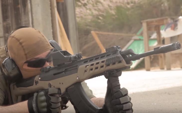 (VIDEO) Ak-47 pre 21.storočie - Ak-Alpha