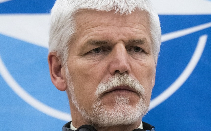 Pavel: Rusko je nespokojené se stavem světa, proto je proti NATO
