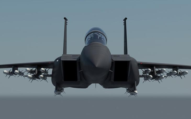 Boeing F-15X - nejvýkonnější reinkarnace nikdy neporaženého letounu