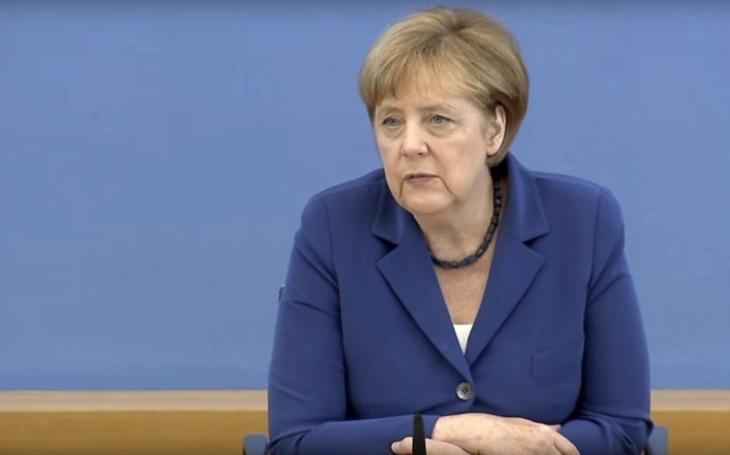Merkelová: EU chce posílit spolupráci s Afrikou proti migraci