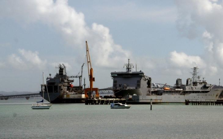 Rusko staví námořní základnu na Kurilských ostrovech. Má ,,odstrašit&quote; plavidla NATO