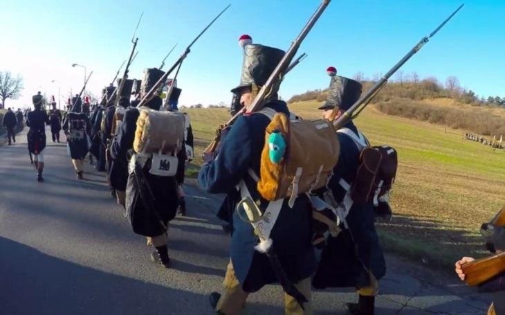 Zpráva o akci Austerlitz 2017