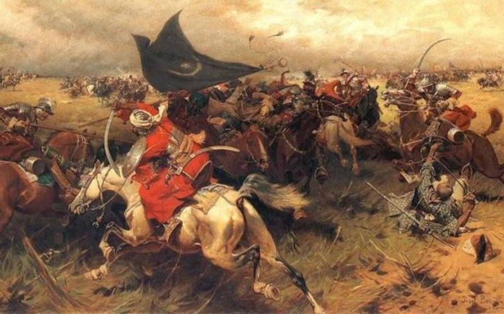 V bitvě u Nikopole Zikmund Lucemburský a křižáci selhali