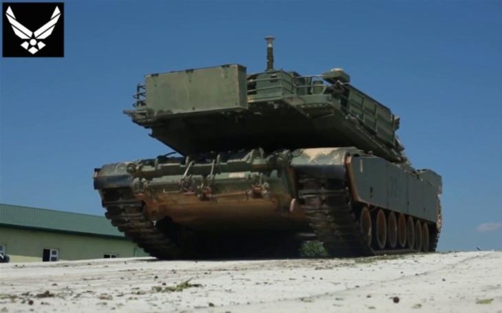 Norská firma Kongsberg Defense Systems vylepší zbraňové systémy americkému tanku M1A2 Abrams