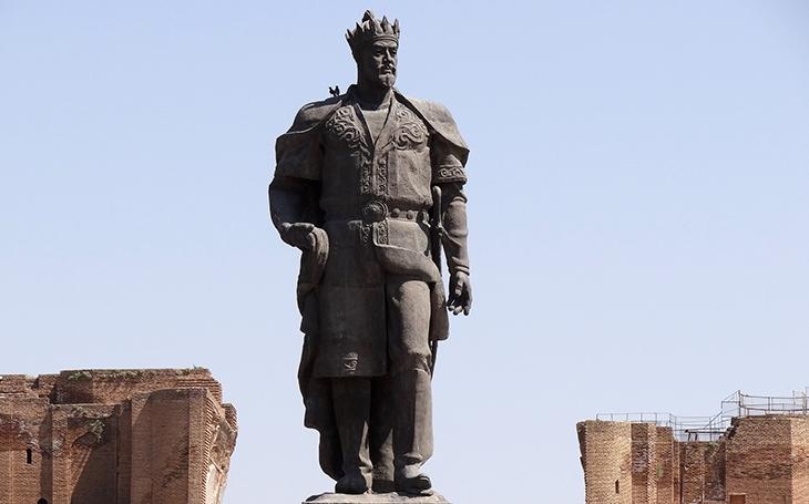 Bagrat Veliký, gruzínský král, který přelstil Tamerlána