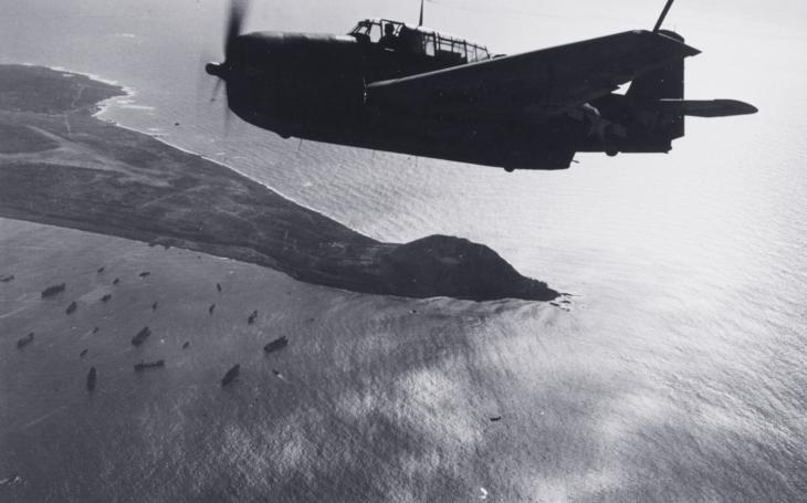 Bermudský trojúhelník a ztracená letka amerických bombardérů