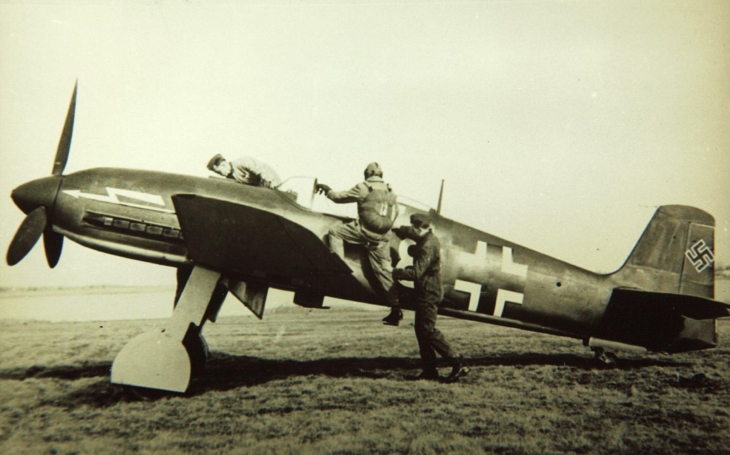 Heinkel He 100: Stroj rychlejší než Spitfire se stal možná vzorem sovětského Lavočkinu LaGG-3