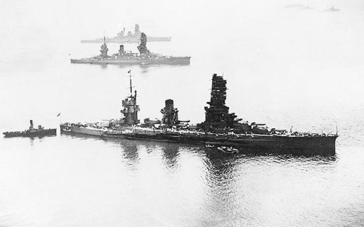 Japonské válečné kolosy, bitevní lodě z 2. světové války byly nalezeny na dně Filipínského moře
