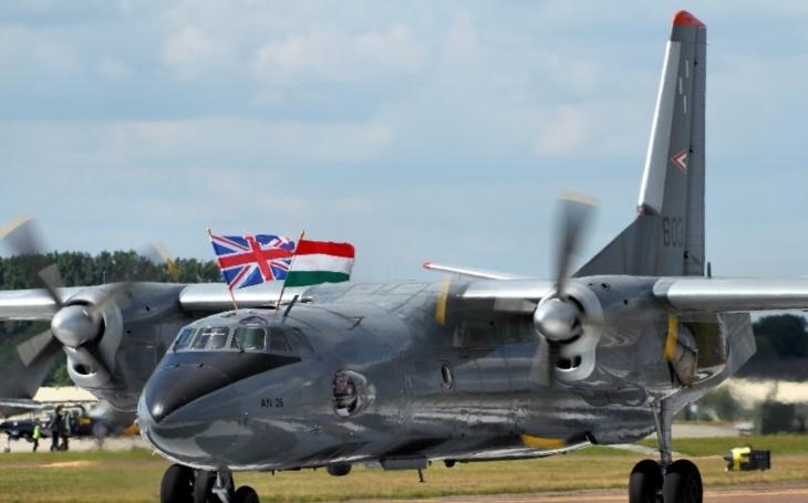 Maďarská armáda plánuje nákup několika transportních letounů. Chce modernizovat bitevní vrtulníky Mil Mi-24