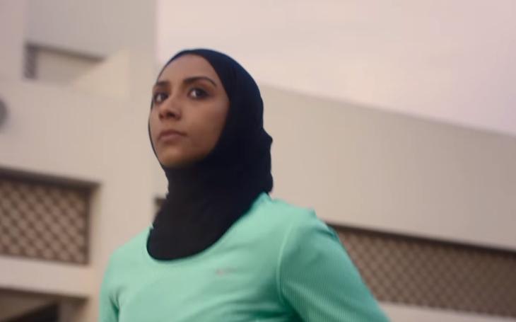 Spoločnosť Nike uviedla na trh svoj nový ''Pro Hidžáb'' pre moslimské športovkyne