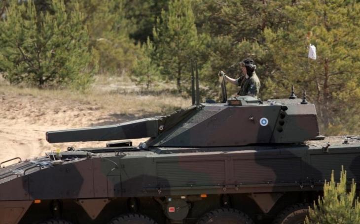 Finská armáda si objednala obrněné transportéry MiSu na sérii testů