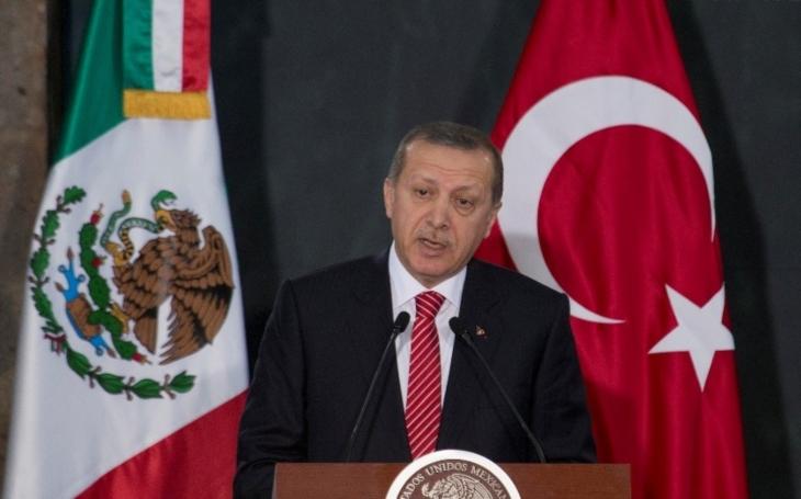 Turecký prezident chce otevřít ambasádu ve východním Jeruzalémě
