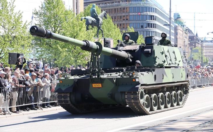 Nórsko kupuje samohybné húfnice K9, juhokórejský predaj zbraní neustále rastie