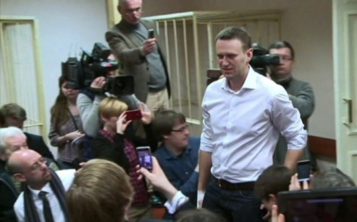 Úřady nepovolily Navalnému kandidovat na prezidenta