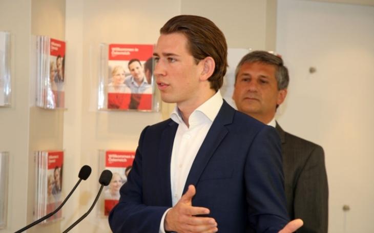 Nové Rakousko v režii mladého kancléře