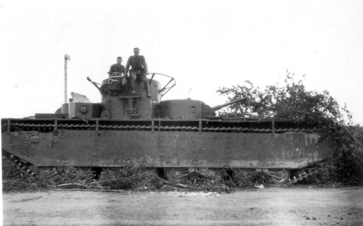 Pětivěžový tank T-35: Totální neúspěch Stalinových konstruktérů