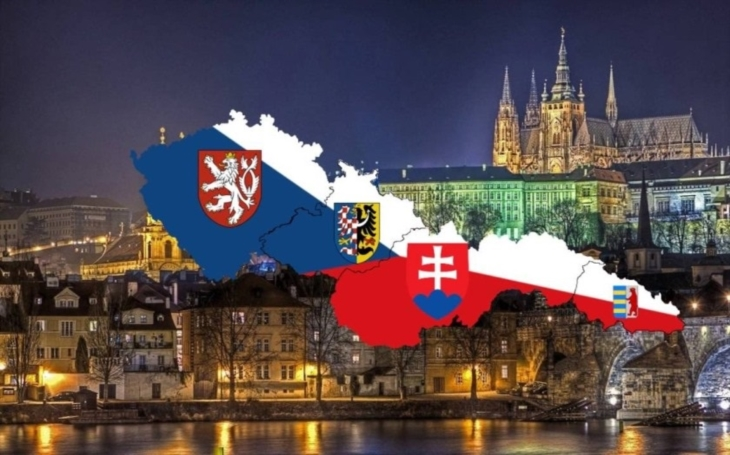 Před 25 lety zaniklo Československo