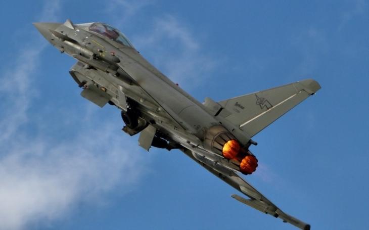Katar nakoupí od společnosti BAE Systems 24 víceúčelových letounů Eurofighter Typhoon