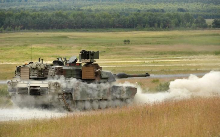 USA dodá Kuvajtu novou ,,unikátní&quote; modifikaci tanku Abrams