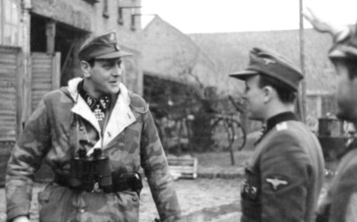 """Hitlerův věrný druh ,,slavně""""e; osvobodil Mussoliniho. Po válce vraždil pro Izrael"""