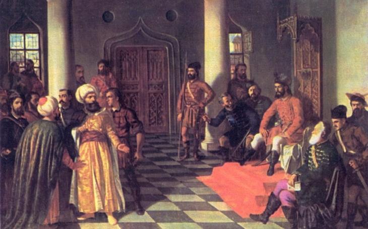 Vlad III. Dracula: Noční můra tureckého sultána Mehmeda