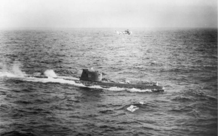 Vasilij Archipov: Sovětský ponorkář, který zachránil svět před třetí světovou válkou