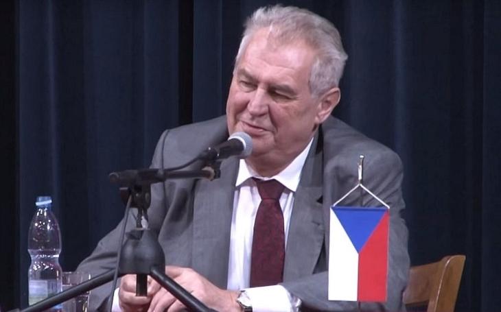Videožurnál SM: Proč znovu volit, či nevolit prezidenta Zemana?
