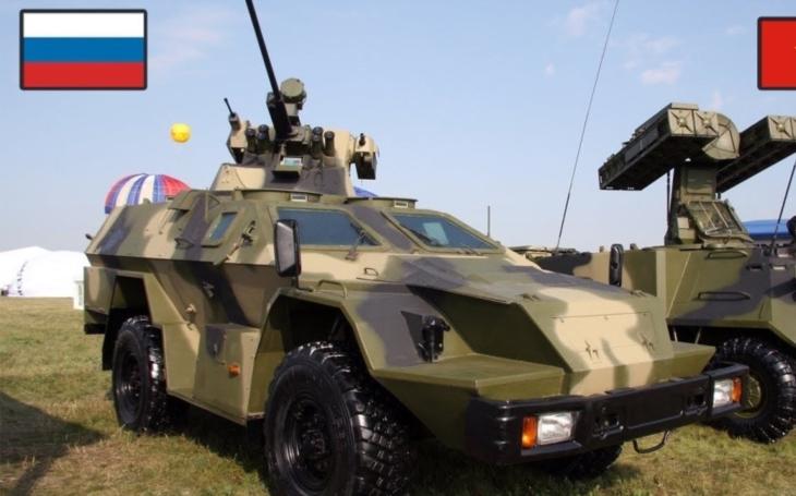 Vietnam se zajímá o nákup ruského obrněného transportéru BPM-97