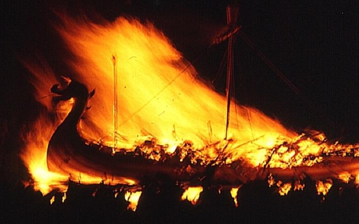 Když slovanské vindaskipy strašily Vikingy ze spaní
