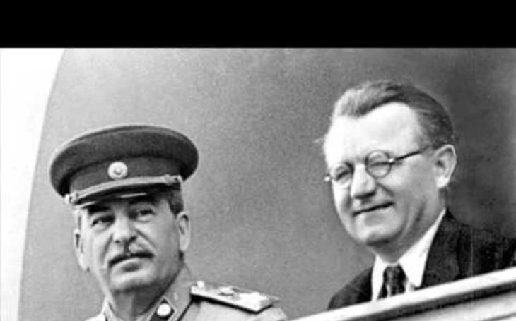 Jezdíme se do Moskvy učit, jak Vám zakroutit krkem, hřímal v roce 1929 Gottwald. Svá slova bohužel dodržel
