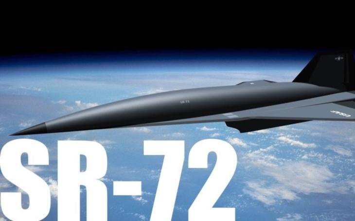 Existuje již nástupce špionážního letounu Blackbird? Viceprezident strategického vývoje se možná prořekl