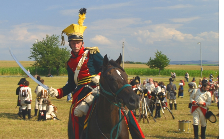 Chlumská řež - krvavá a neznámá Napoleonova bitva na českém území