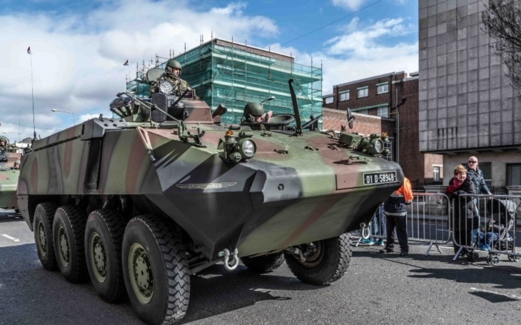 General Dynamics European Land Systems dodá Rumunsku  227 obrněných transportérů Piranha 5