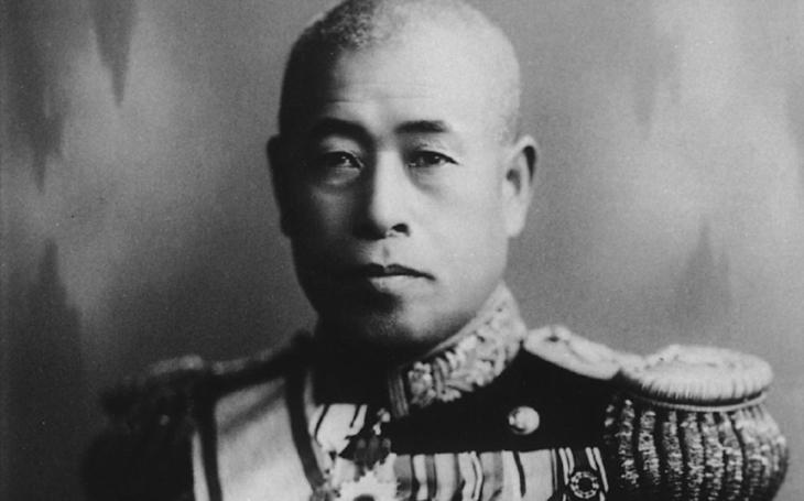 Smrť admirála japonského námorníctva Yamamota
