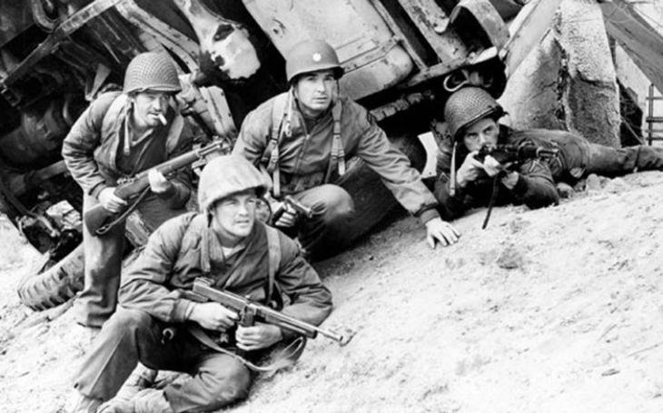Masakr u Cisterny byl černým dnem pro americké jednotky Rangers