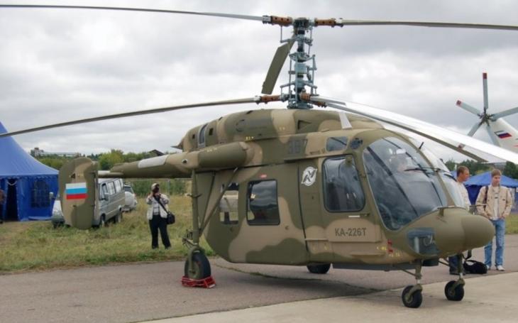 Russian Helicopters podepíší s Indií velký kontrakt na dodávku 200 vrtulníků Kamov K-226T