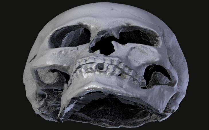Když genetici zkoumají staré kosti