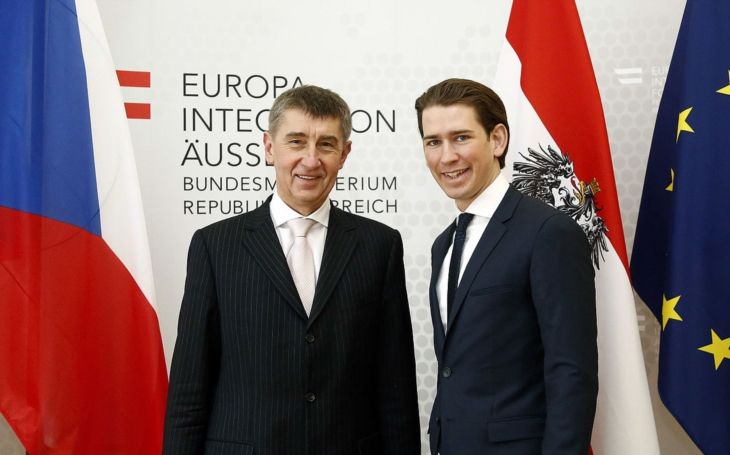 Rakouský kancléř: Rozdělování uprchlíků není řešením migrace