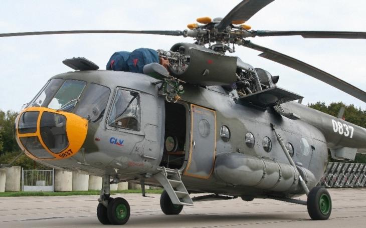 Srbsko schválilo akvizici šesti dalších transportních vrtulníků Mi-17. Nakoupí i tanky T-72 a obrněná průzkumná vozidla BRDM-2