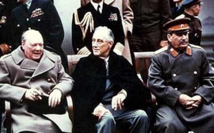 Jalta svět nerozdělila