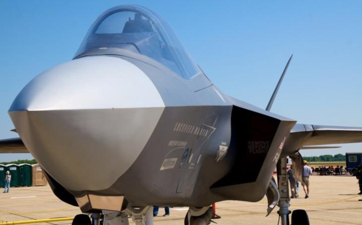 Belgie na cestě k letounům F-35. USA schválily prodej stíhaček páté generace