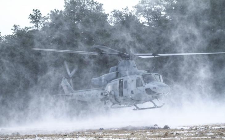 VIDEO: UH-1Y – Taktická helikoptéra nové generace