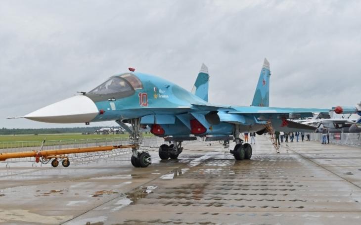 Rusko zvažuje nahradit Su-25 jednomístným Su-34