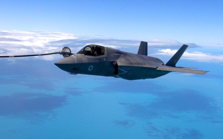 Japonsko zastavilo pátrání po zřícené F-35