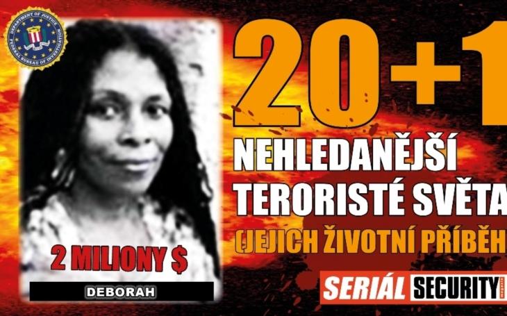 Nejhledanější žena světa: USA zdvojnásobily odměnu na dopadení aktivistky Deborah Chesimardové