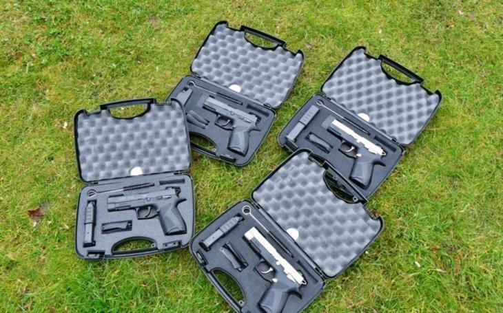Nové pistole ZVS směřují i na český trh